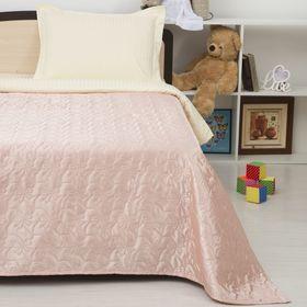 Покрывало детское Этель Ультрастеп Нежность, размер 150х215 см, цвет персиковый, 90 г/м2