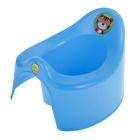 Горшок детский Opa, цвет голубая лагуна