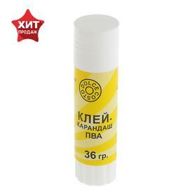 Клей-карандаш PVA 36 г DOLCE COSTO D00142 Ош