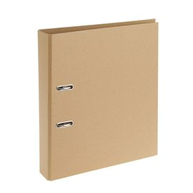 Папка-регистратор А4, 50мм DOLCE COSTO, крафт-картон, разобранный