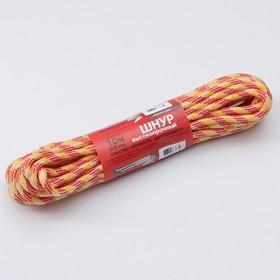 Шнур высокопрочный, d=8 мм., 10м