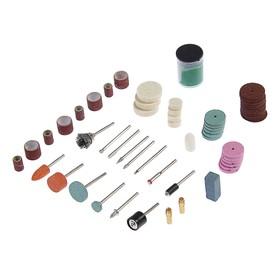Набор мини-насадок STAYER Master, для гравировальных машин, 82 предмета, пластиковый кейс Ош