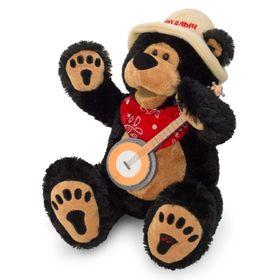 """Мягкая музыкальная игрушка """"Медведь Топтыжкин"""""""