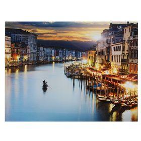 Картина на подрамнике 'Вечерняя Венеция' Ош