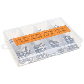 Набор тюльпанчиков в коробочке (набор 80 шт) Ош