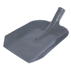 Лопата совковая, стальная, тулейка 40 мм, без черенка