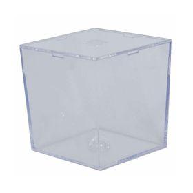 Аквариум BOYU 1,2 л, пластик, для петушка, без подсветки Ош