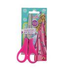 Ножницы детские 13см Mattel Barbie пластик.ручки, скруглённые лезвия, блистер