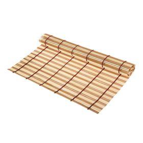 Салфетка для сервировки, 30х40 см, бамбук