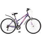 """Велосипед 26"""" Stinger Latina, 2017, цвет фиолетовый, размер 17"""""""