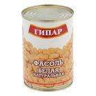 """Фасоль """"Гипар"""" белая натуральная ГОСТ Р банка №46 400г"""