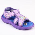 Сандалеты  детские арт. SB35053  (фиолетовый) (р. 24)