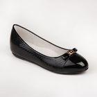 Туфли для школьников девочек SC-21435 (черный) (р. 36)