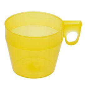 Кружка детская, 250 мл, цвет жёлтый Ош