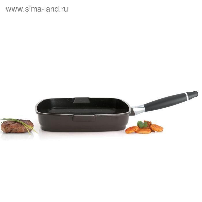Сковорода-гриль Virgo Dark, 24 см, 3 л