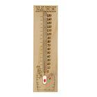 """Деревянный термометр для бани """"Банька"""","""