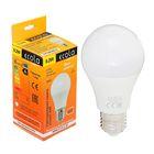 Лампа светодиодная Ecola, А60, E27, 9.2 Вт, 2700 К