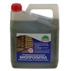 Биопропитка трудновымываемая Krona, тонирующая, 5 л