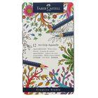 Карандаши художественные цветные акварельные Faber-Castell Art Grip Aquarelle 12 цветов мет.кор 114212 231203