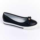 Туфли детские Микаса арт. M58-3-1 (черный) (р. 30)