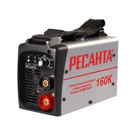 Сварочный инвертор Ресанта САИ 160 К, 6.3 кВт, 160 А