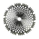 Диск Rezer GS-T, для триммера, 230x25.4 мм, 48 зубьев