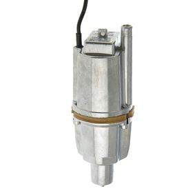 Насос вибрационный Парма НВ-3/10, нижний водозабор, max напор 60 м, 18 л/мин, 10 м, 280Вт