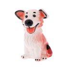 """Статуэтка """"Собака Джек"""", рыжая"""