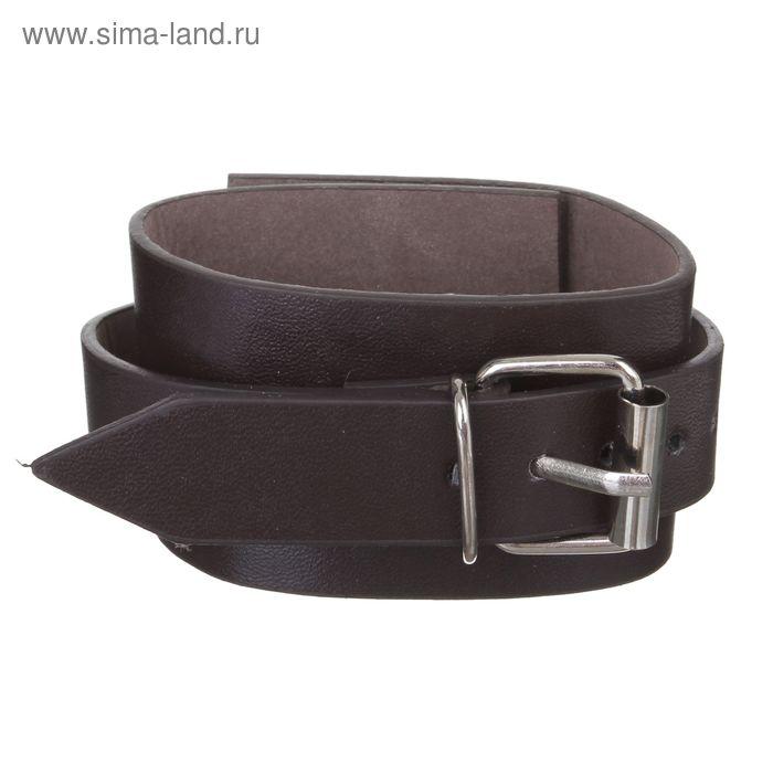 Браслет Style линия, цвет коричневый