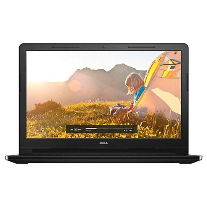 Ноутбук Dell Inspiron 3552 Pentium N3710, 4Gb, 500Gb, 15.6, 1366x768, Linux, черный