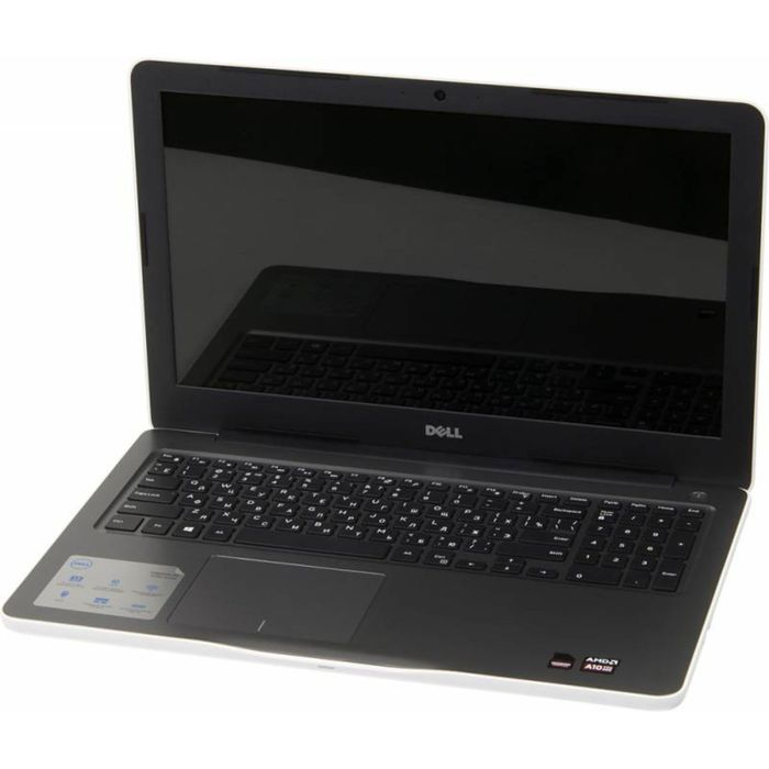 Ноутбук Dell Inspiron 5565 A10 9600P, 8Gb, 1Tb, 15.6, HD (1366x768), Windows 10, белый