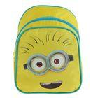 Рюкзачок детский Миньоны. Universal Studios 23*19*8 мал желтый 32229