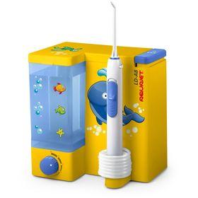 Ирригатор полости рта Aquajet LD-А8 (желтый)