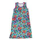 Сарафан (платье) женский МИКС на широкой лямке, р-р 50
