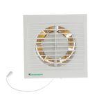 """Вентилятор """"Домовент"""" 100 СВ, d=100 мм, 220-240 В, с шнурковым выключателем, цвет белый"""