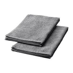Полотенце, 2 шт, цвет классический серый ГЭРЕН