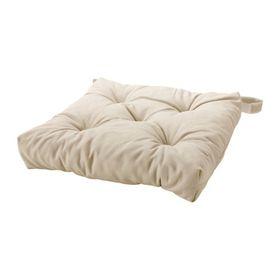 Подушка на стул, цвет светло-бежевый МАЛИНДА
