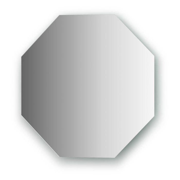 Зеркало со шлифованной кромкой 45 х 45 см, Evoform