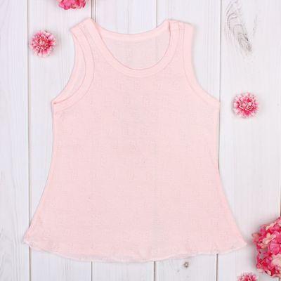 Сорочка детская, рост 98 см, цвет розовый 958_М