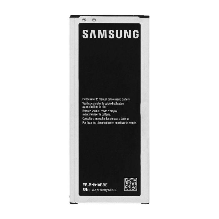 Аккумуляторная батарея Samsung EB-BN910BBE Li-ion 3220mAh серый