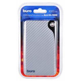 Внешний аккумулятор Buro RA-11000 Li-Ion 11000 mAh