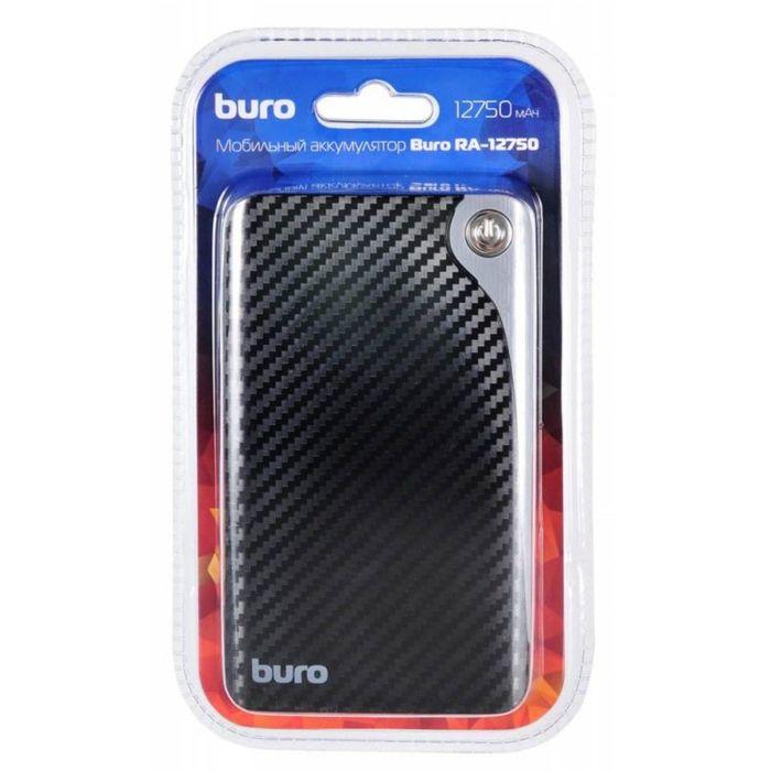 Внешний аккумулятор Buro RA-12750 Li-Ion 12750 mAh
