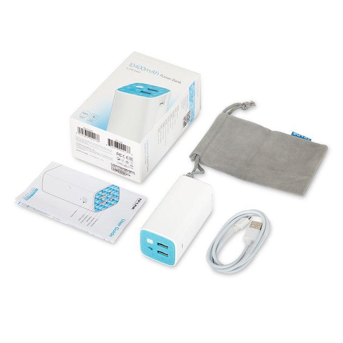 Внешний аккумулятор TP-Link TL-PB10400 10400 mAh