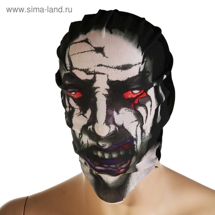 """Карнавальная маска - чулок """"Монстр"""""""