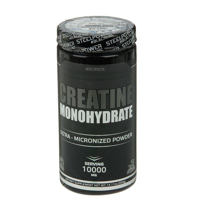 Creatine Monohydrate Натуральный 400гр