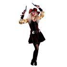 """Карнавальный костюм """"Ковбойка"""", для взрослых, размер 48 (1116)"""