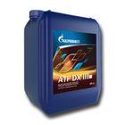 Жидкость для АКПП Gazpromneft ATF DX III, 20л