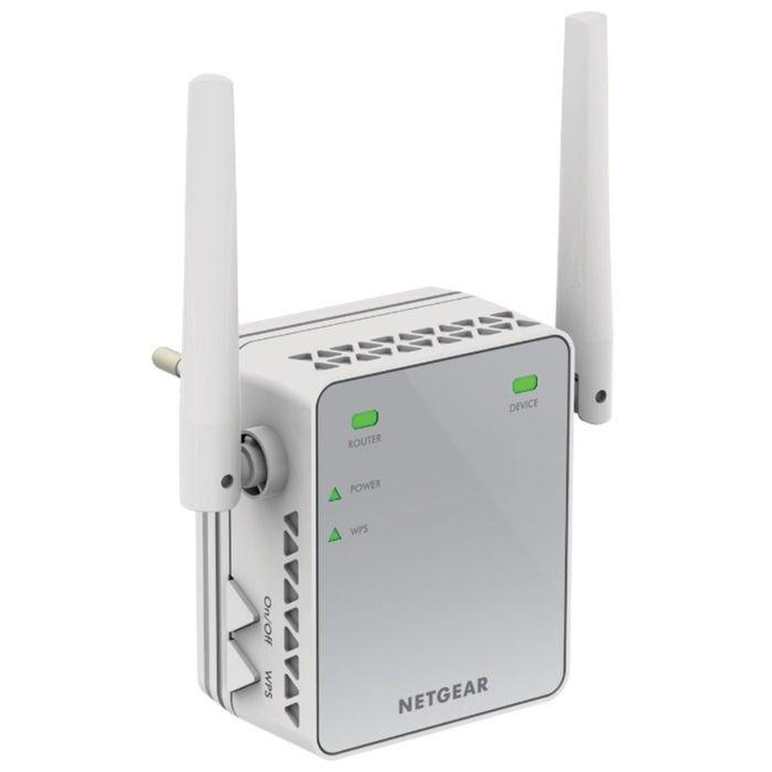 Повторитель беспроводного сигнала NetGear EX2700-100PES Wi-Fi