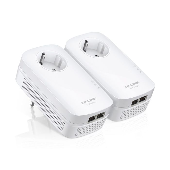 Сетевой адаптер HomePlug AV TP-Link TL-PA7020PKIT RJ-45