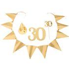 """Набор для оформления юбилея """"30 лет"""""""